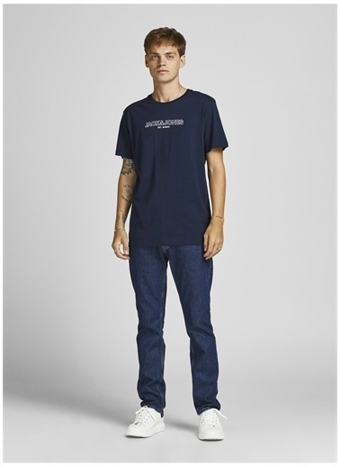 Jack & Jones Jack & Jones T-Shirt Lacivert